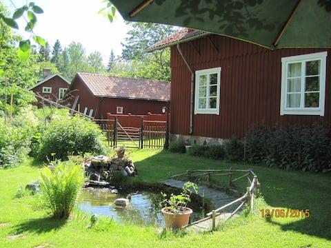 Ramhäll-um idílio no campo