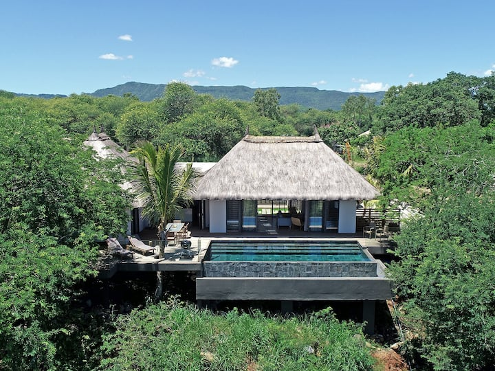 Dolce Cabana, your ideal holiday villa in Tamarin