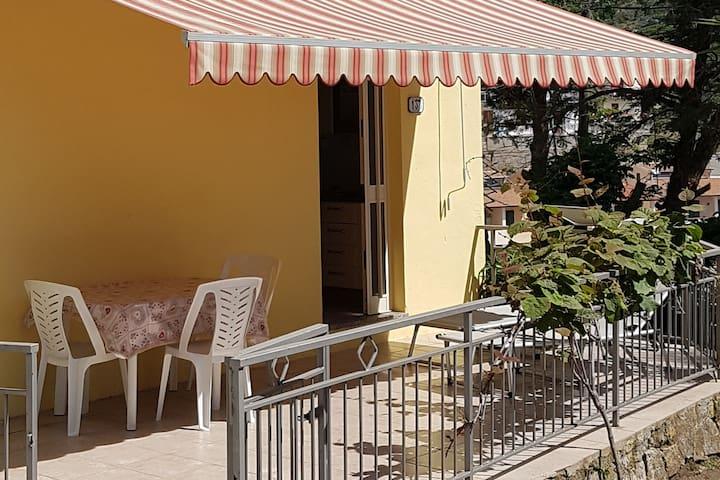 Casa kiwi a Seccheto