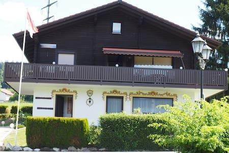Typisch Bayrisch - Haus 80EG - Arrach