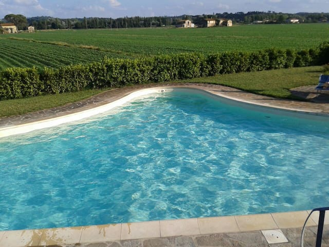 Villa  with pool near Pisa Florence - Montopoli in Val D'arno - House