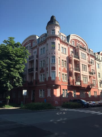 Apartment in the center of K.Vary - Karlovy Vary - Lejlighed