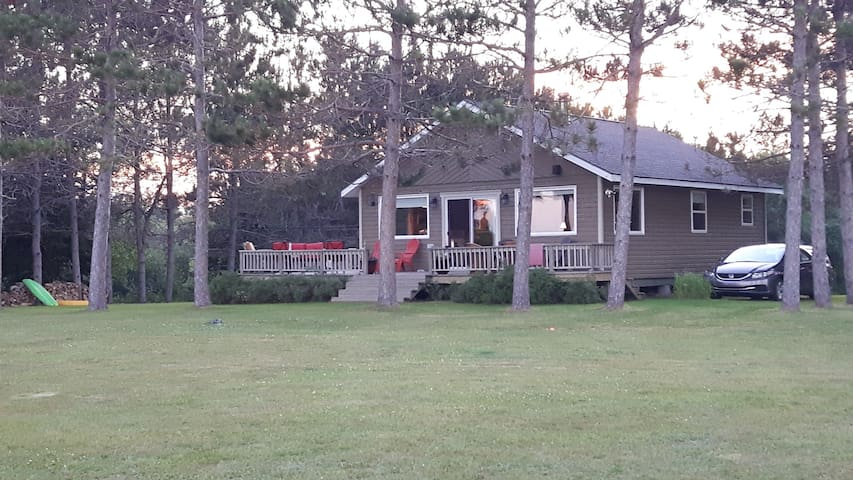 Malagash Cottage