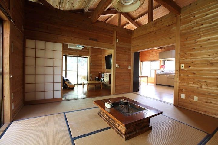 Long stay - Yakushima South Village family plan