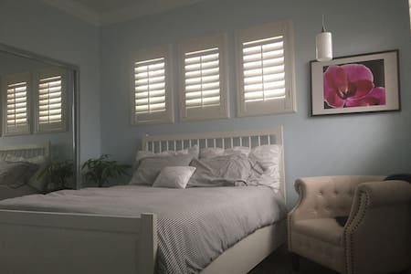 Comfortable, clean and quiet room - Townhouse