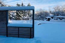Moden Guest Suite & Sauna in Finnish Design House