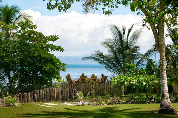 Off The Grid and on the Beach Yoga Retreat