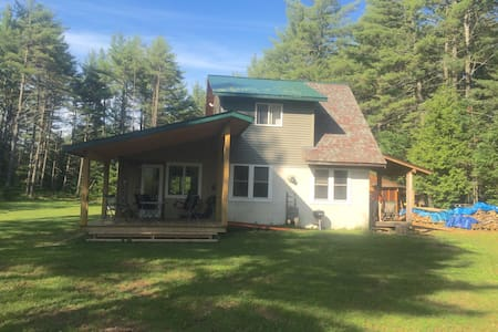 North Hudson Adirondack Retreat
