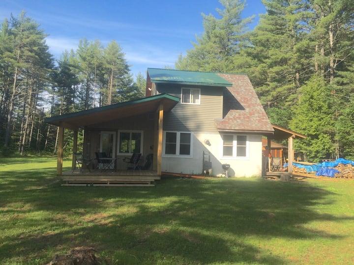 North Hudson Adirondack Retreat