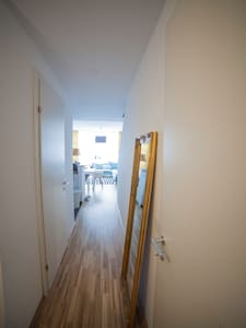 Big Bedroom in Fancy Apartment near to metro - Wien - Wohnung