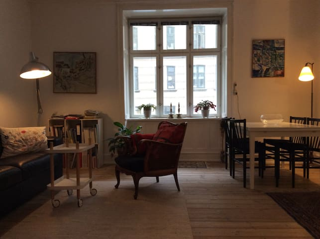 Simple & clean room 10 min from Kgs. Nytorv/City C