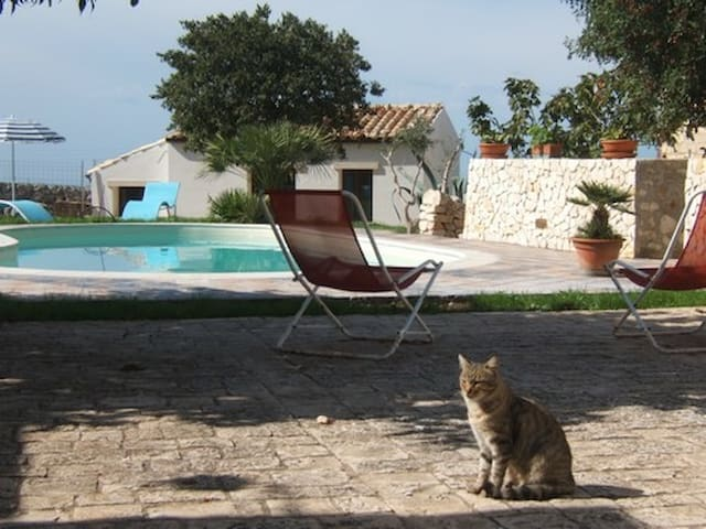 Villa with pool in Sicily - Ragusa - Villa