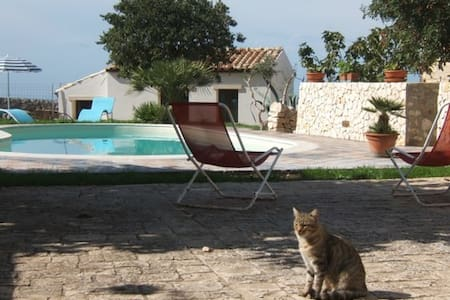 Villa with pool in Sicily - Ragusa