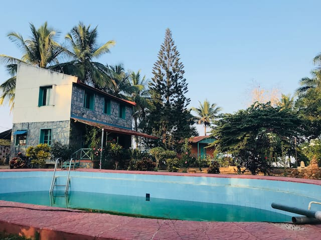 Farm stay Siri Spandana (No Swimming Pool)