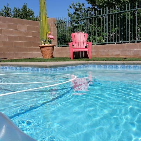 Beautiful home with pool - Las Vegas - Rumah