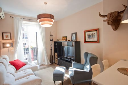 Cozy Callao Sq!b2bdr/lift/wifi