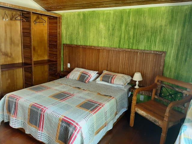 Suite 3 com cama quenn