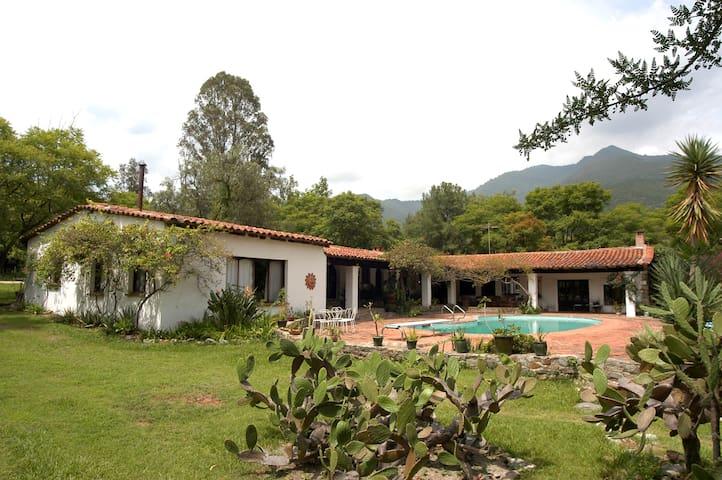 Nature Paradise 25 mins to Oax City - San Pablo Etla - Rumah
