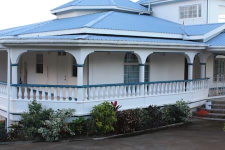 Villa Vidal Dominica - Commonwealth of Dominica