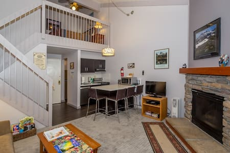 Charming Studio Condo in the Park! With Wifi! - Lakás
