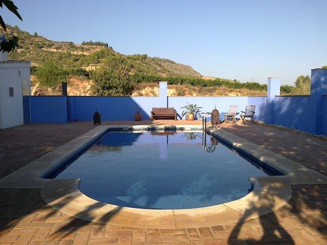 Gorgeous Mediterranean Blue Apart. - Castellón de la Plana - Pis
