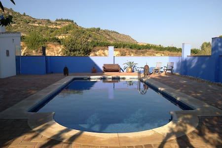 Gorgeous Mediterranean Blue Apart. - Castellón de la Plana - Huoneisto