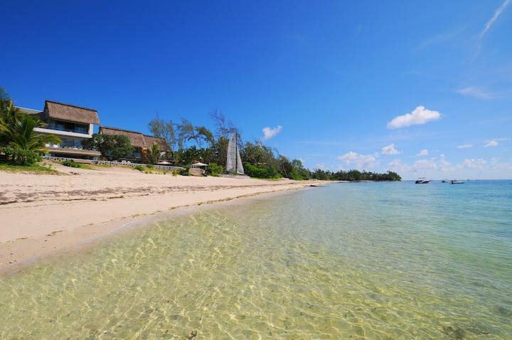 Beachfront and Pool & Lafayette