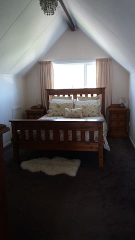 Comfortable Double Room - Lower Hutt - Dom