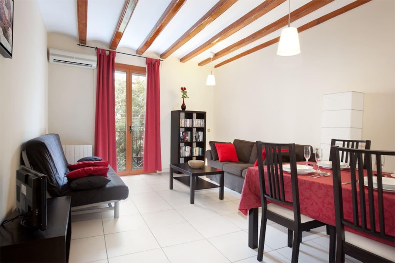 Livingroom, overview