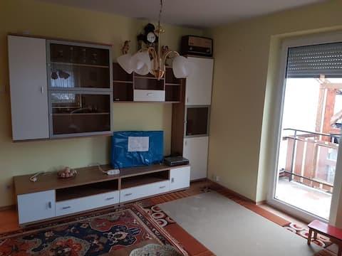 3-комнатная квартира в хорошем состоянии с  кухней и ванной комнатой
