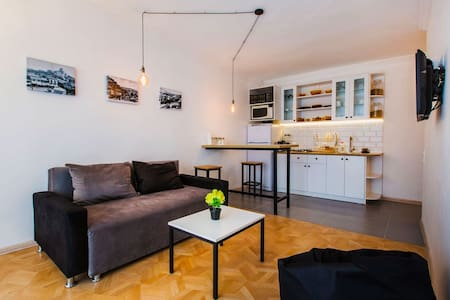 Lovely Industrial Style Apartment - Tbilisi