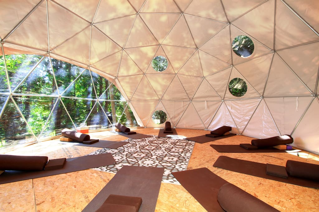 Our Yoga Dome