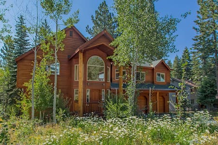 Mountain Home in North Lake Tahoe