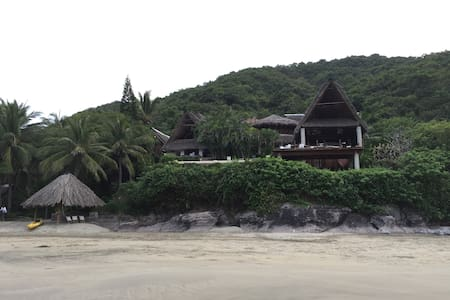 Private beach in Mexico, Gorgeous!