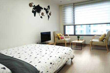Brand-new Studio near Busan Station - Dong-gu