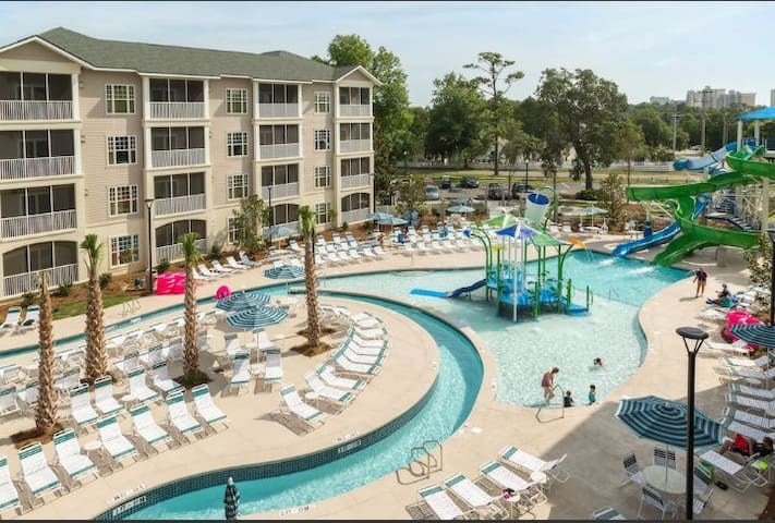 HICV South Beach Resort 2Beds 2Bath