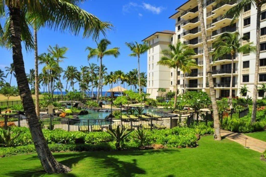 Ko Olina Beach Villa Resort