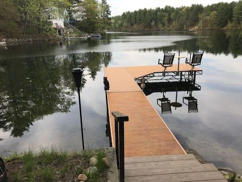 Goose Pond Getaway