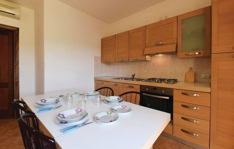 Residence Ibiscus - appartamento 4 posti letto