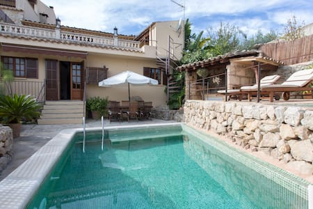 """ Es Raco "" Country House with Swimming Pool - Caimari"