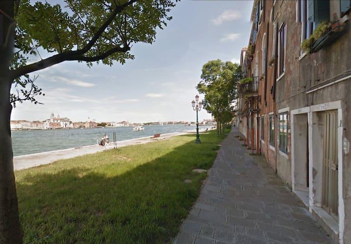 Appartamento Venezia-Giudecca pt - Venice