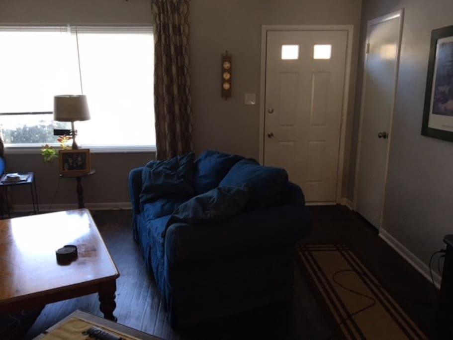 Living Room - Front Door