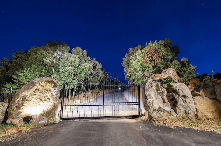 Villa - Luras - Domek parterowy