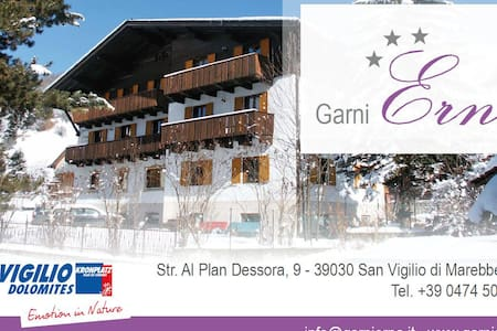 Garni Erna Mountain B&B - San Vigilio - Bed & Breakfast