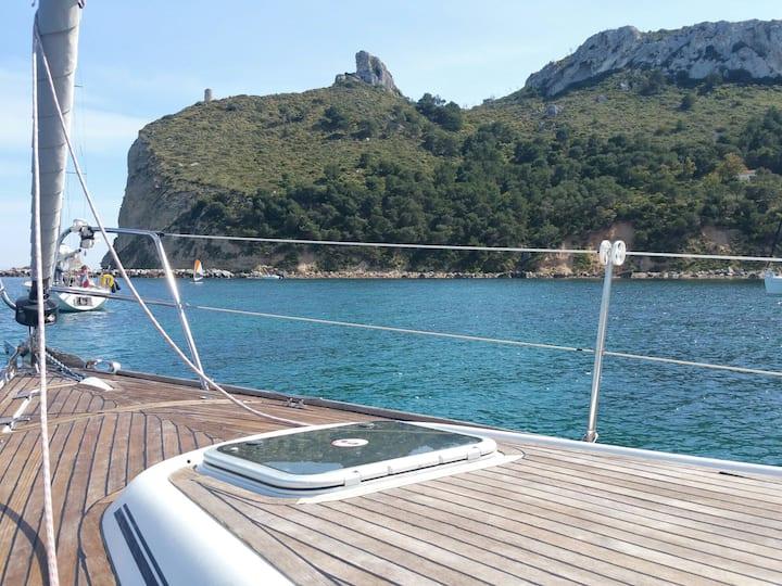 Barca a vela Tre cabine doppie