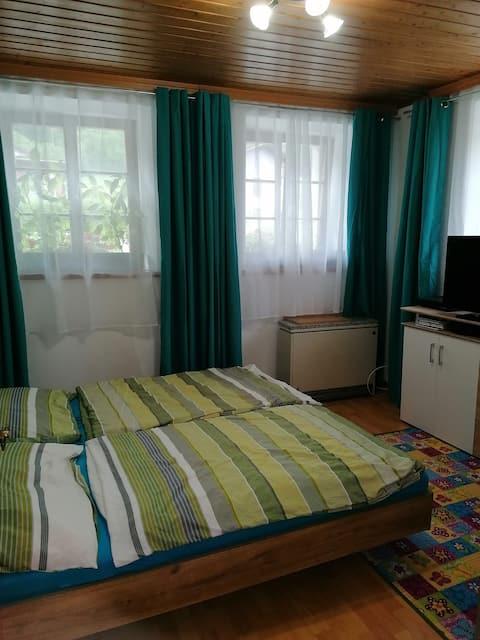 Zimmer in ruhiger Lage