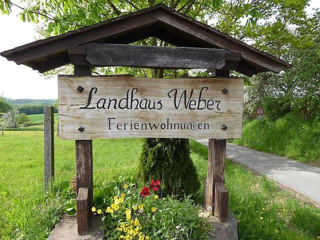 Ferienwohnung im Odenwald - Bad König Momart - Apartment