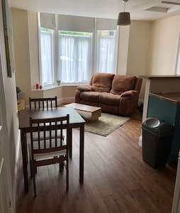 One bed self contained apartment. Ground floor.