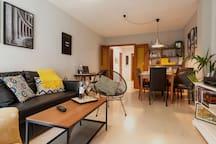 Salón 25 m2