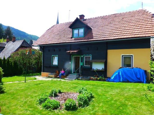 Selbstversorgerhaus in St.Peter - Sankt Peter am Kammersberg - Ev